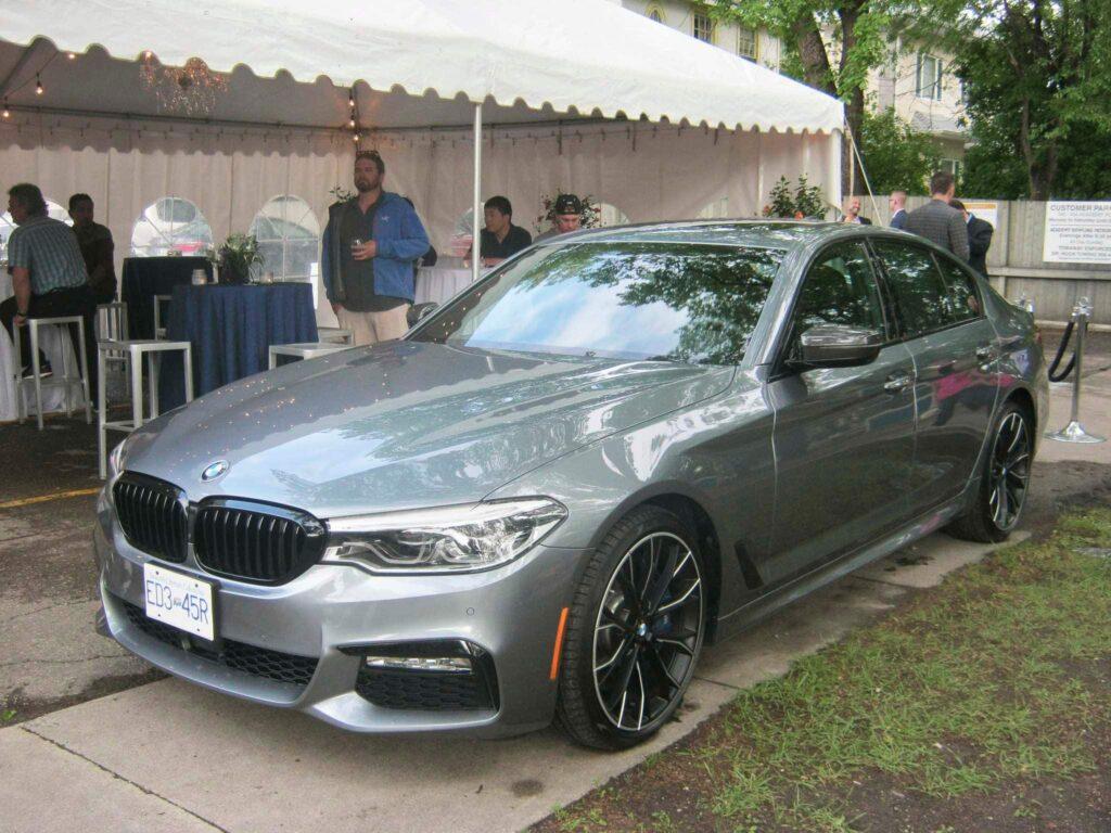 Birchwood BMW Debuts New 5-series