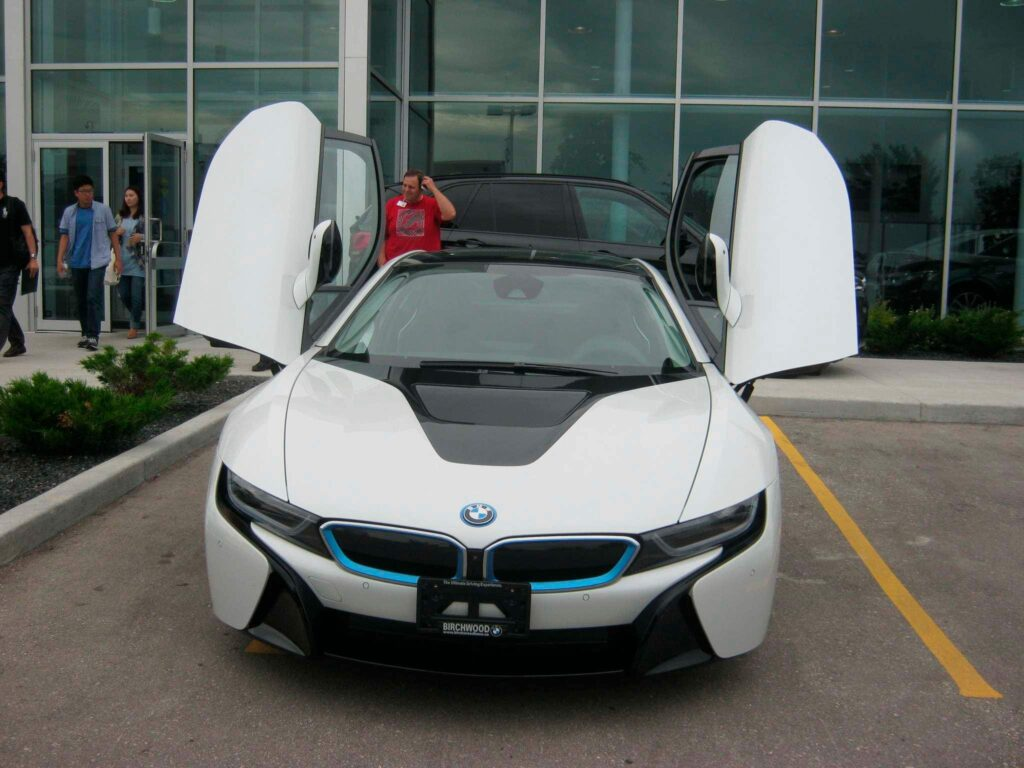 Cars are the stars at Birchwood BMW