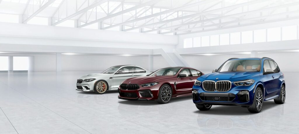 Birchwood BMW Line Up