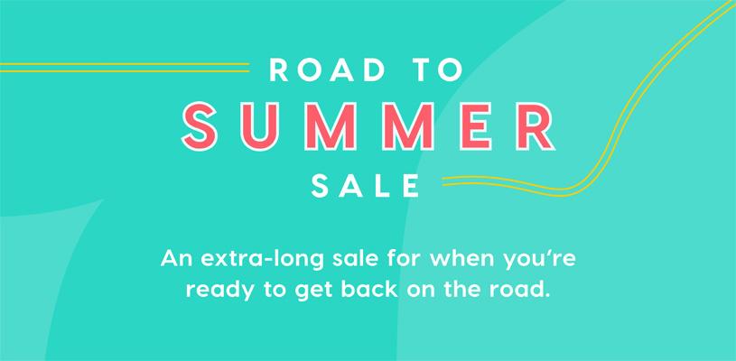 Birchwood Road To Summer Sale