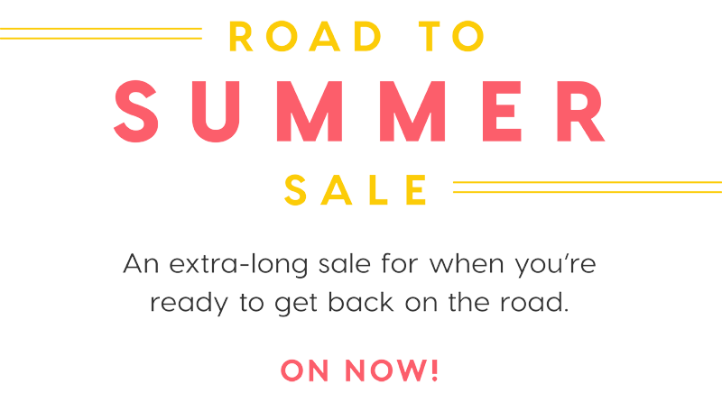 Road To Summer Sale